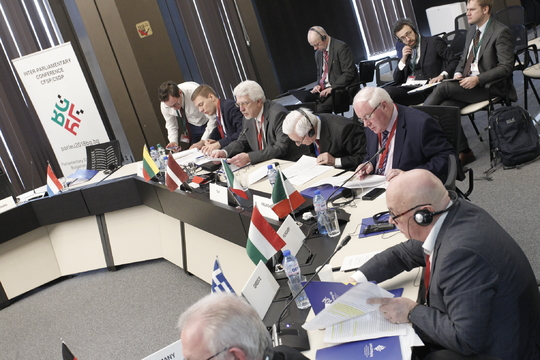 Inter-Parliamentary Conference CFSP/CSDP – Heads of Delegations Meeting