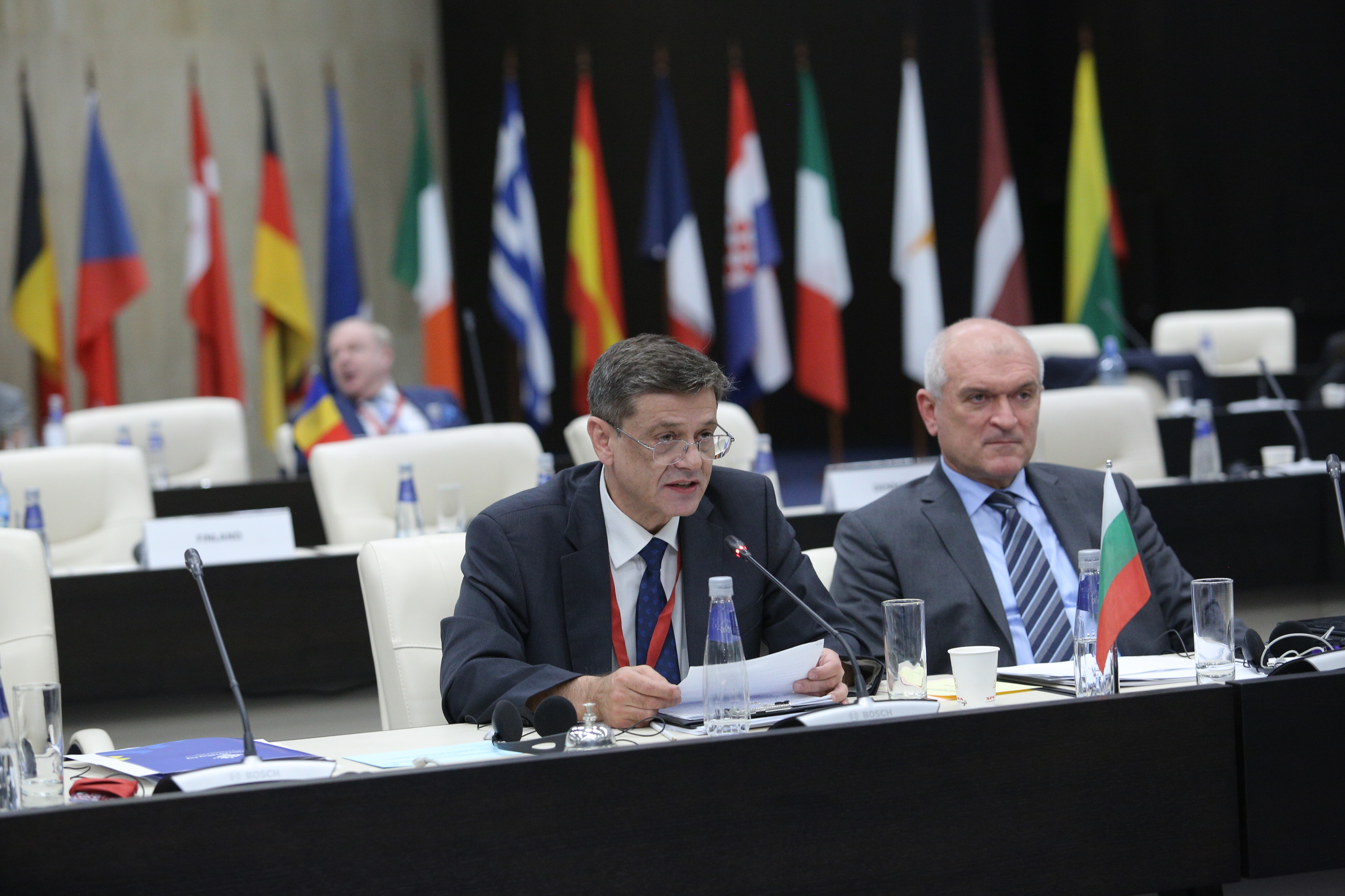 Inter-Parliamentary Conference CFSP/CSDP – Presentation of Conference Documents & Closing Remarks