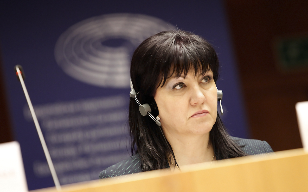 The European Union will benefit from the accession to the Eurozone of as many Member States as possible, said the President of the Bulgarian Parliament Tsveta Karayancheva in Brussels