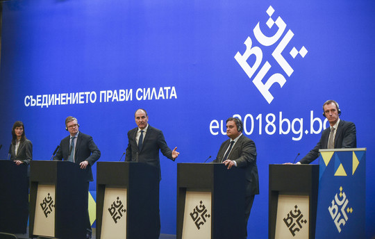 The adoption of the rules of procedure of the Joint Parliamentary Scrutiny Group on Europol made a historic decision, said the Chairman of the Committee on Internal Security and Public Order Tsvetan Tsvetanov