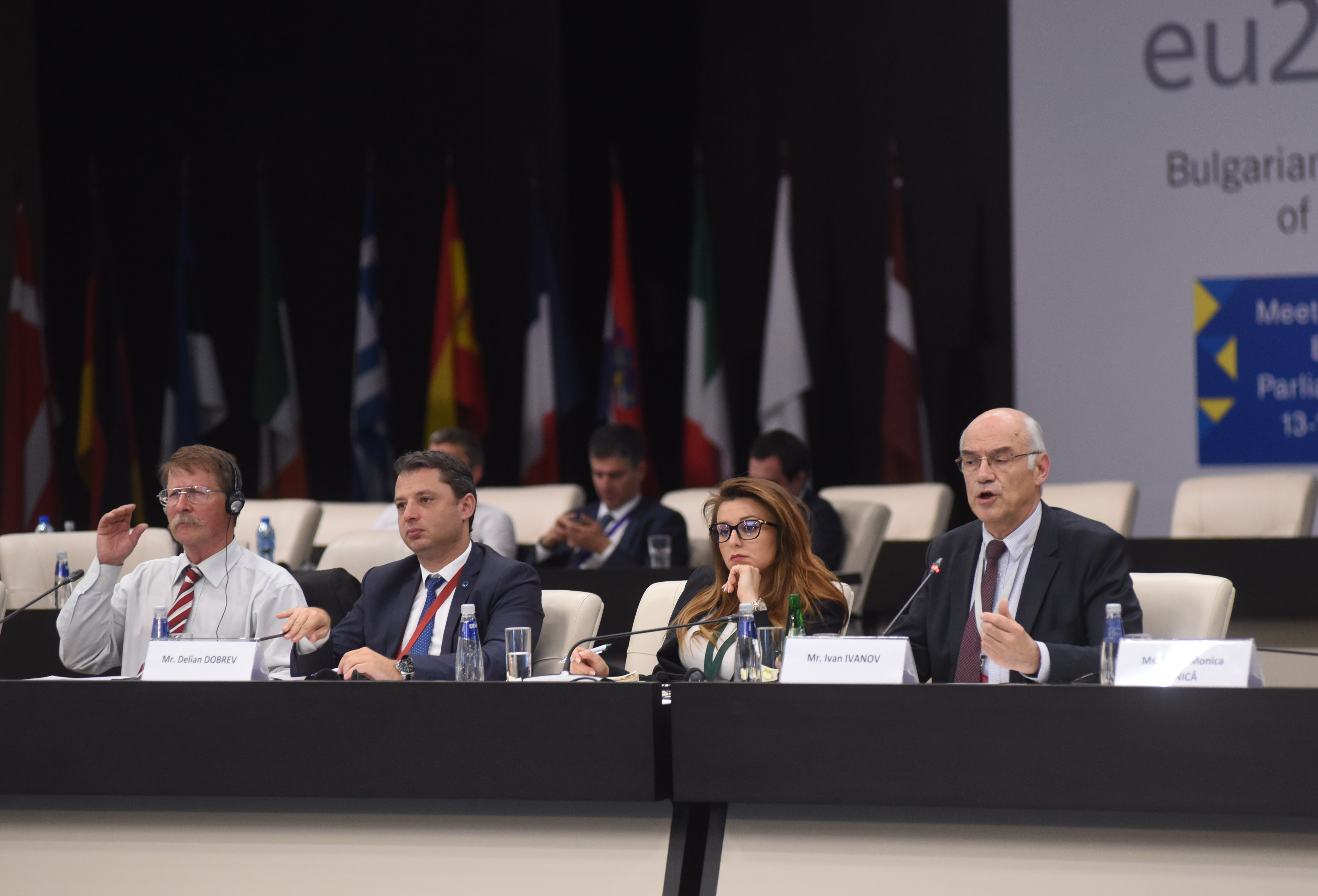 Aiming to be a world leader in renewable energy production, the EU has chosen the right direction, said Ivan Ivanov, Chair of the Energy and Water Regulatory Committee, to the Meeting of the Chairpersons of the Energy Committees of the Parliaments of the European Union