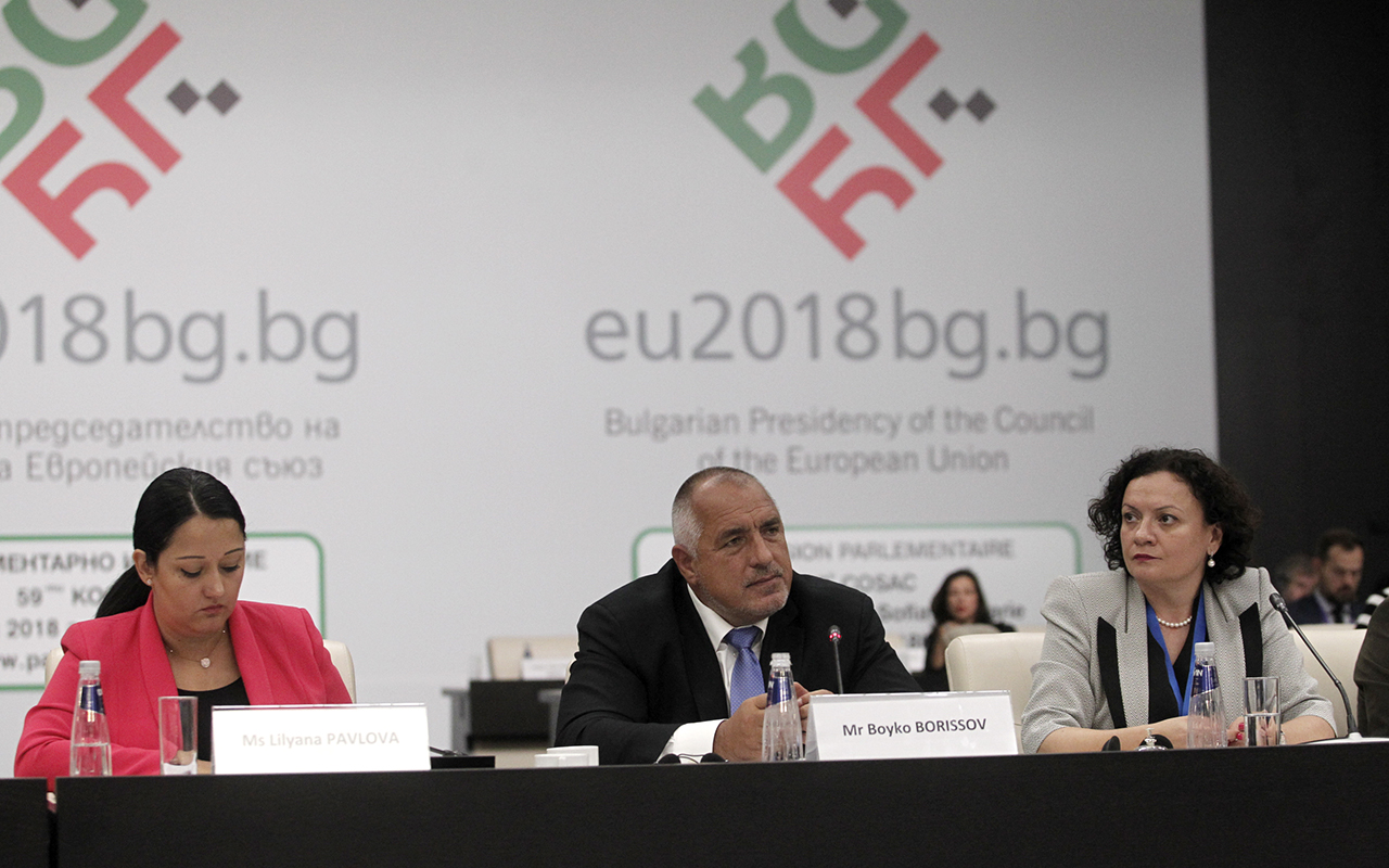 If we do not solve the issues related to the integration of the Western Balkans, migration and trafficking, we will have a huge problem in the future, said the Prime Minister Boyko Borisov to the the participants in the Plenary Meeting of the Conference of European Affairs  Committees of the Parliaments of the European Union