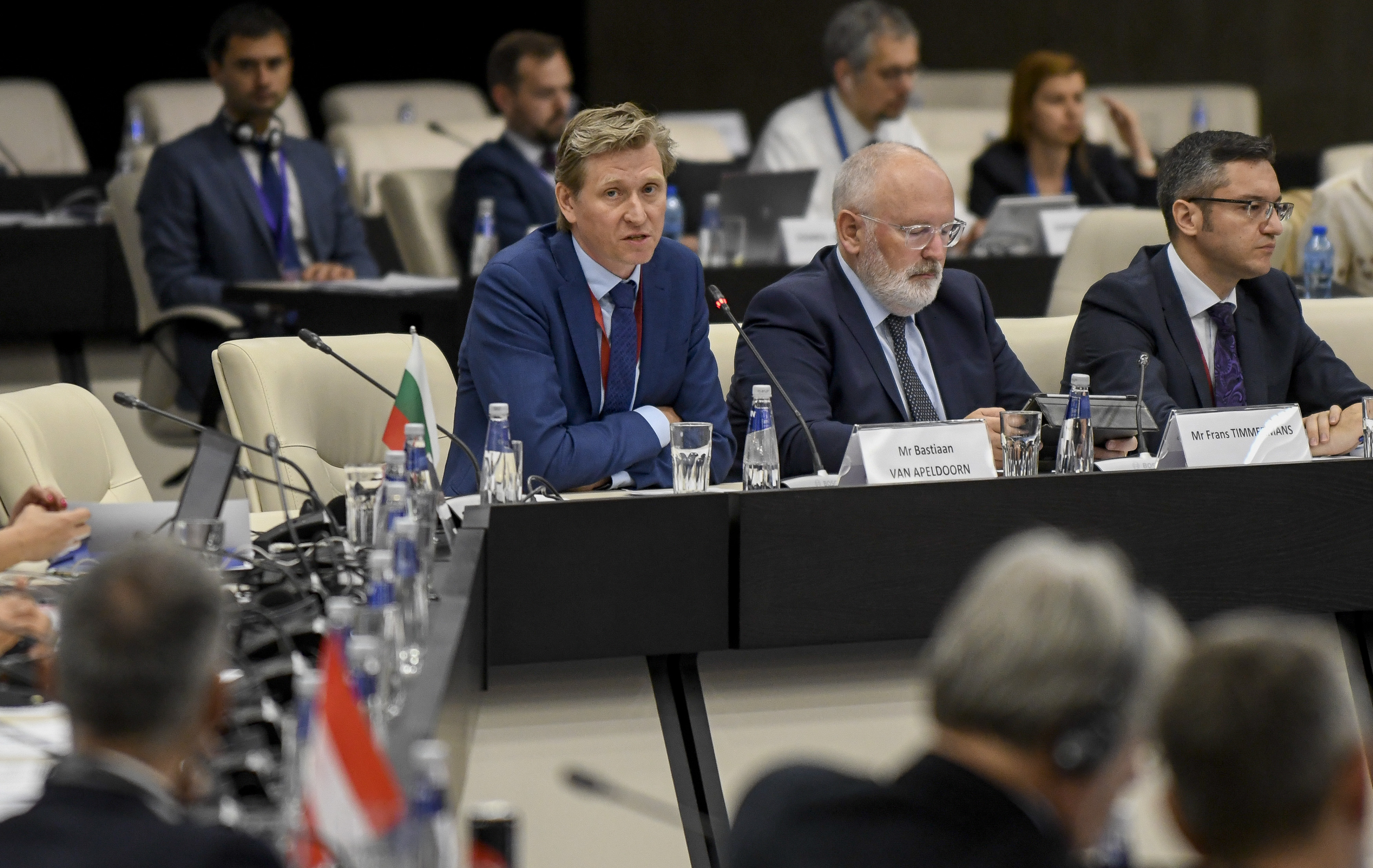 The Plenary Meeting of the Conference of European Affairs Committees of the EU Parliaments ended with the adoption of the forum's Contribution